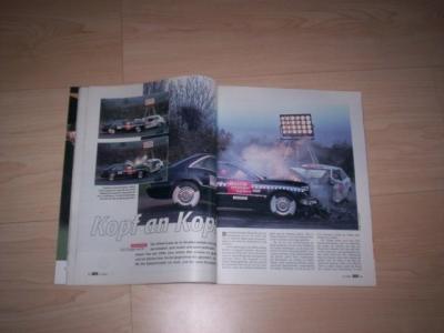 1997 Auto Racing Airplane Crash on Sie Erhalten Die Komplette Auto Motor Und Sport 06 1997